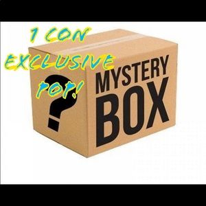 Funko Mystery Box 1 Convention Exclusive POP.